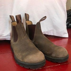 Blundstone Women's Rustic Brown Super 550 Boots